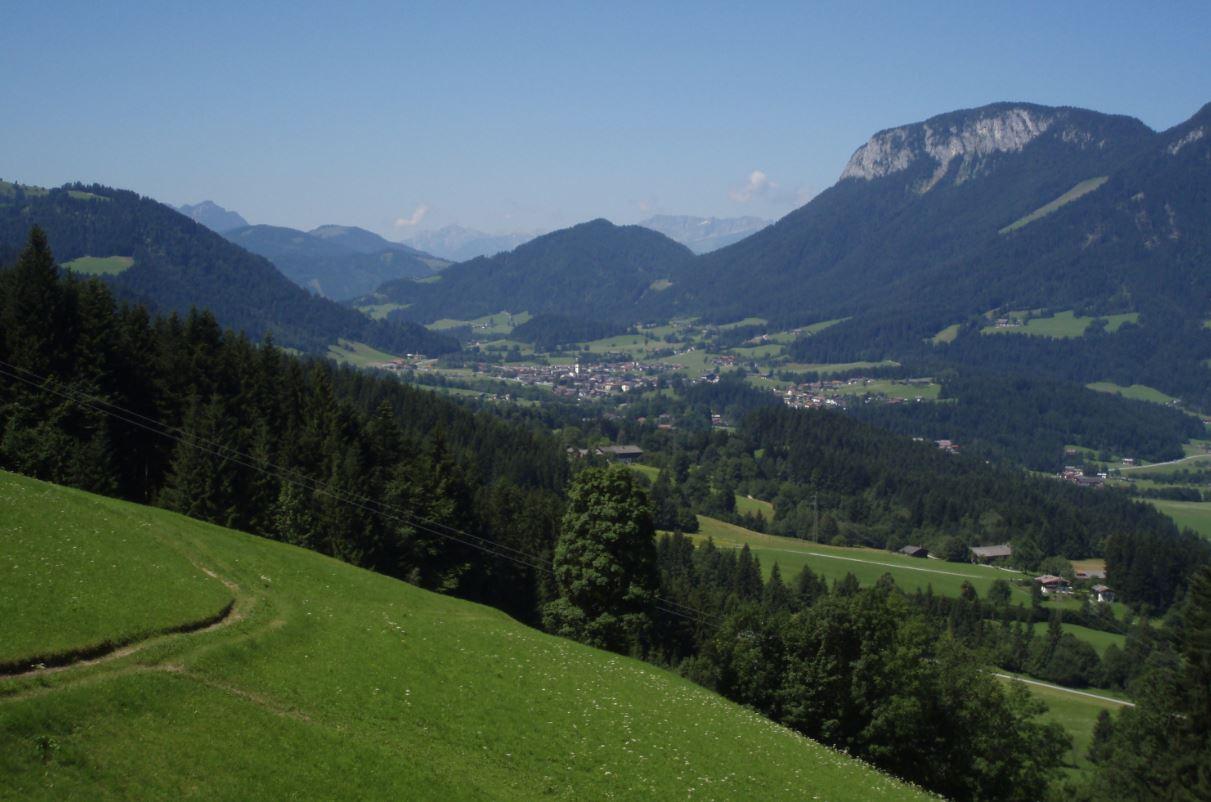 Euroopan Kasvillisuusvyöhykkeet